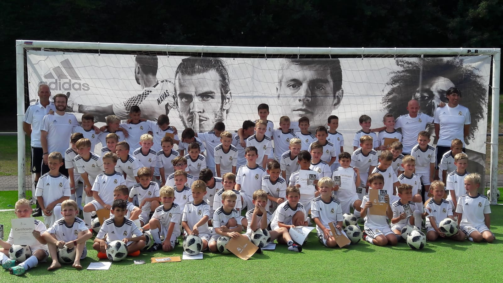 Real Madrid Camp 2019